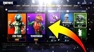 "How To Get NEW FREE ""Tomato Man"" SKIN! New Fortnite Skin Update! (Fortnite New Skins)"