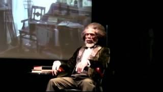 André  De Shields in Mine Eyes Have Seen The Glory: From Douglass to Deliverance