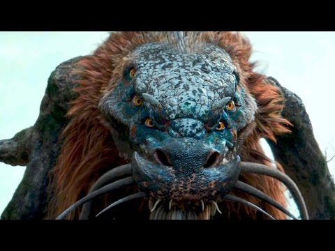 Samurai Vs Wild Animal (Best Epic movie Clip Ever !! Full HD)
