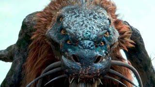Samurai Vs Wild Animal (Best Epic movie Clip Ever !! Full HD)