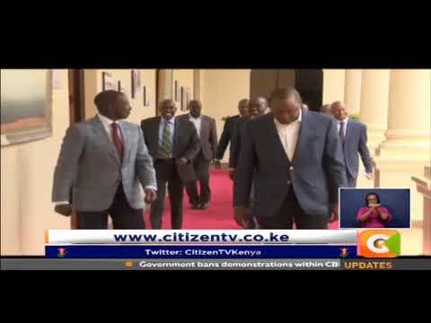 Controversial electoral amendment laws now await president's assent