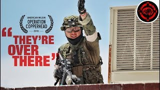 Airsofter Climbs on Roof and Gives Out Confusing Directions