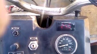 Мото термометр МТ-32