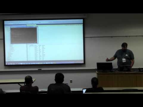 """Openwest 2015 - Pat Wright - """"Integrating Relational Databases with Hadoop"""" (52)"""