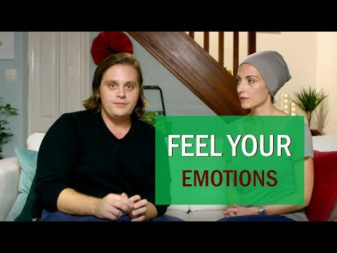 How to feel your emotions