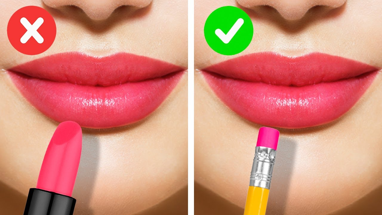 Secret Makeup Hacks for Perfect Lips