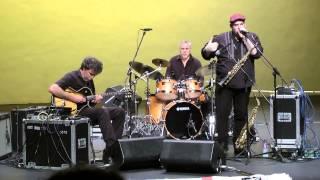 Gavino Murgia Trio live in Hong Kong