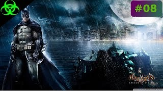 Batman Arkham Asylum Gameplay #08 Zwei Idioten vor ein Kraftfeld