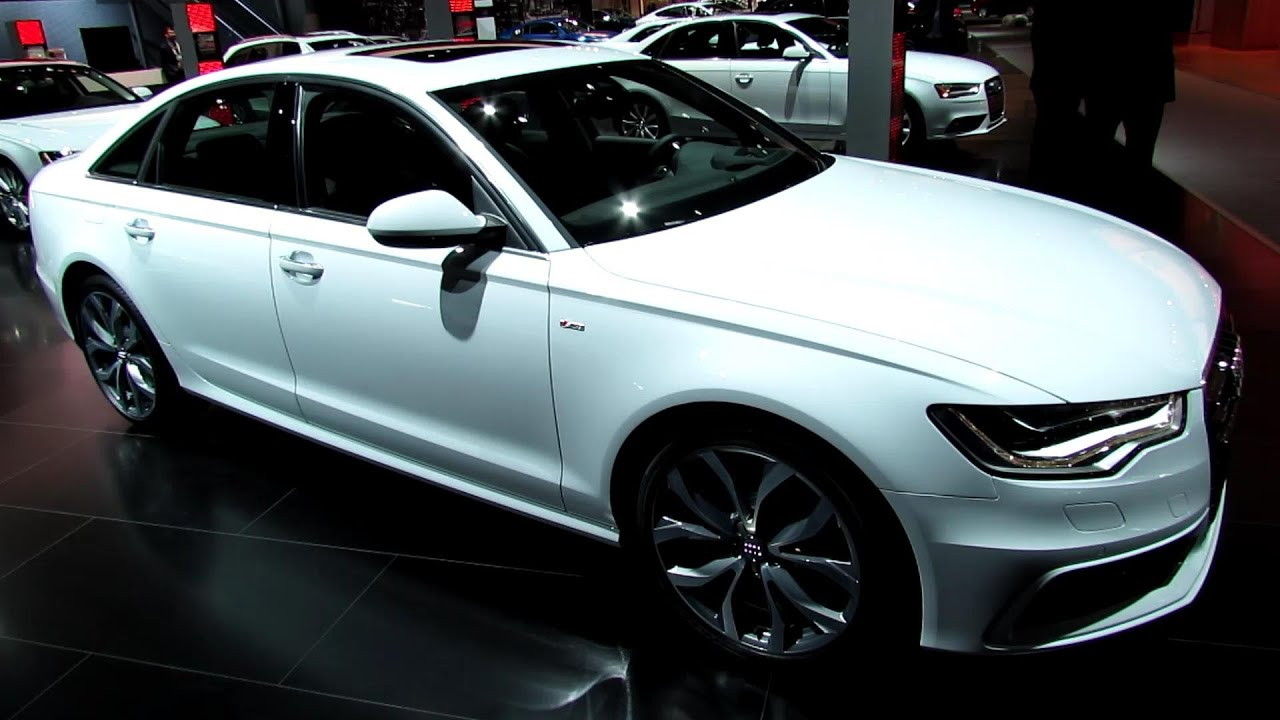 2013 audi a6 tdi s line exterior and interior walkaround 2013 new york auto show youtube. Black Bedroom Furniture Sets. Home Design Ideas