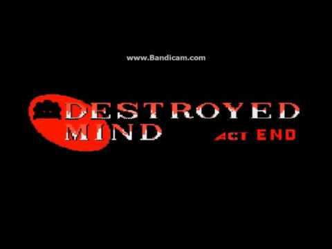 Sonic.EXE Nightmare Beginning OST Destroyed Mind Act End