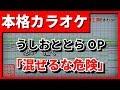 【歌詞付カラオケ】「混ぜるな危険」(うしおととらOP)(筋肉少女帯)【野田工房cover】