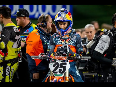 In the Moment with Marvin Musquin | Supercross 2019 Season