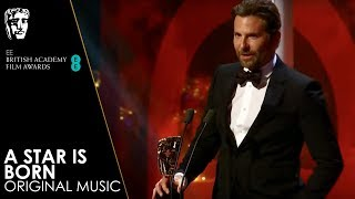 A Star Is Born Wins Original Music | EE BAFTA Film Awards 2019 Video