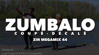 Zumbalo - Dexter Hamilton Megamix 44 Zumba Fitness - Choreo by Luigi Coppola & Paulina Soszynska