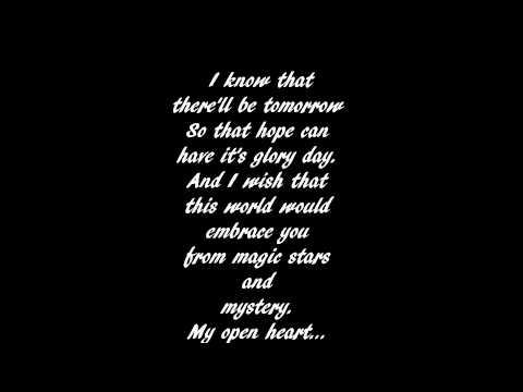Reamonn- Through the Eyes of a Child (lyrics)