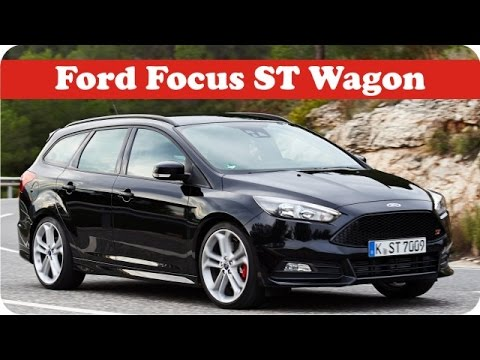 ford focus st wagon all new ford focus st wagon youtube. Black Bedroom Furniture Sets. Home Design Ideas