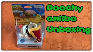 Poochy amiibo Unboxing
