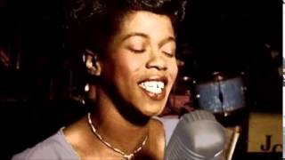 Sarah Vaughan - I Gotta Right To Sing The Blues