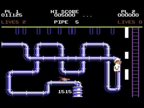 C64 Longplay - Super Pipeline