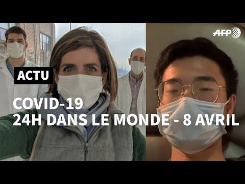 Covid-19: ce que les personnes guéries nous apprennent du virus   AFP