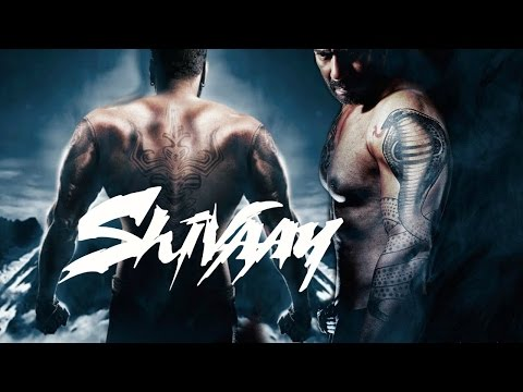 Shivaay Official Trailer || Ajay Devgn,...