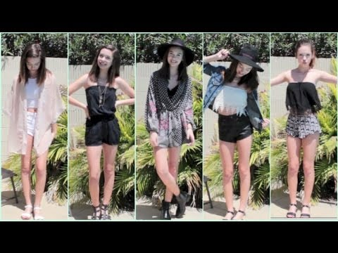 Summer OOTW! ♥2014♥ - YouTube