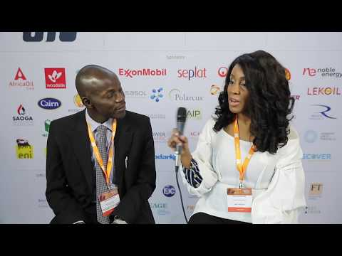 Jerreh Barrow at Africa Oil Week 2017
