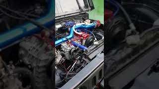Video Superchrger aisin amr500 on suzuki katana jimny first start download MP3, 3GP, MP4, WEBM, AVI, FLV September 2018