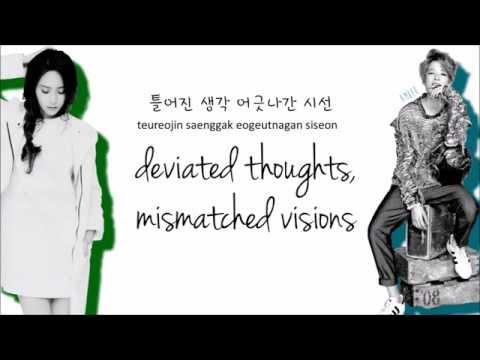 f(x) -  Ending Page (Color Coded Lyrics: Hangul, Romaji, English)