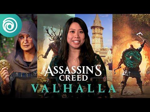 Assassin's Creed Valhalla - Ubisoft Forward Junio 2021