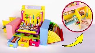 как сделать дом из карандашей