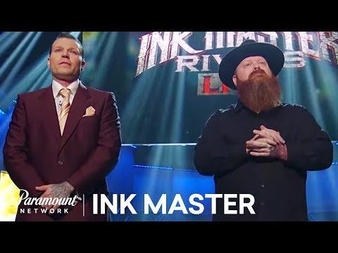 Ink Master LIVE Season 5 Finale: Jason Clay Dunn Is Crowned Season Five