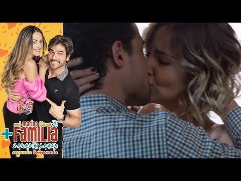 ¡Linda luchará por el amor de Axel!   Mi marido tiene más familia - Televisa