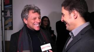 Jon Bon Jovi at