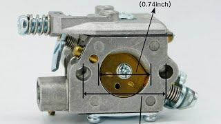 Carburetor For Echo Cs350 Wes Карбюратор для бензопилы  635р