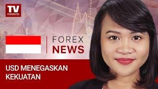 InstaForex tv news: Trading Awal Amerika Utara pada tanggal 22.10.2018: USDX, USD/CAD