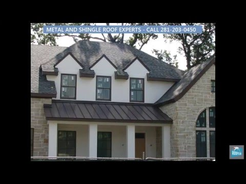 Metal Roofing Installation Houston