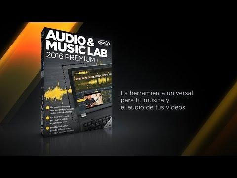 MAGIX Audio & Music Lab 2016 Premium (ES)  -  Convertidor De Audio