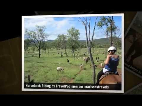 """Kroombit Cattle Station"" Marissastravels's photos around Kroombit , Australia (mount morgan)"