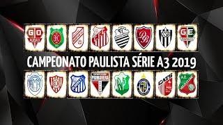 Campeonato paulista serie a 3 2019