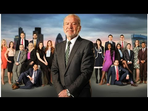 When does The Apprentice 2018 start on BBC One and who is with Alan Sugar on the board?