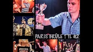 PARIS BRULE TIL #2 - Legal Shot vs Ride di Vibes vs Easy Style vs African Heritage