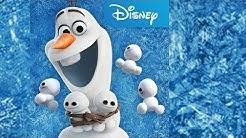 Olafs Abenteuer (deutsch) ☃️  Gratis Disney Spiel mit Olaf dem Schneemann aus Frozen