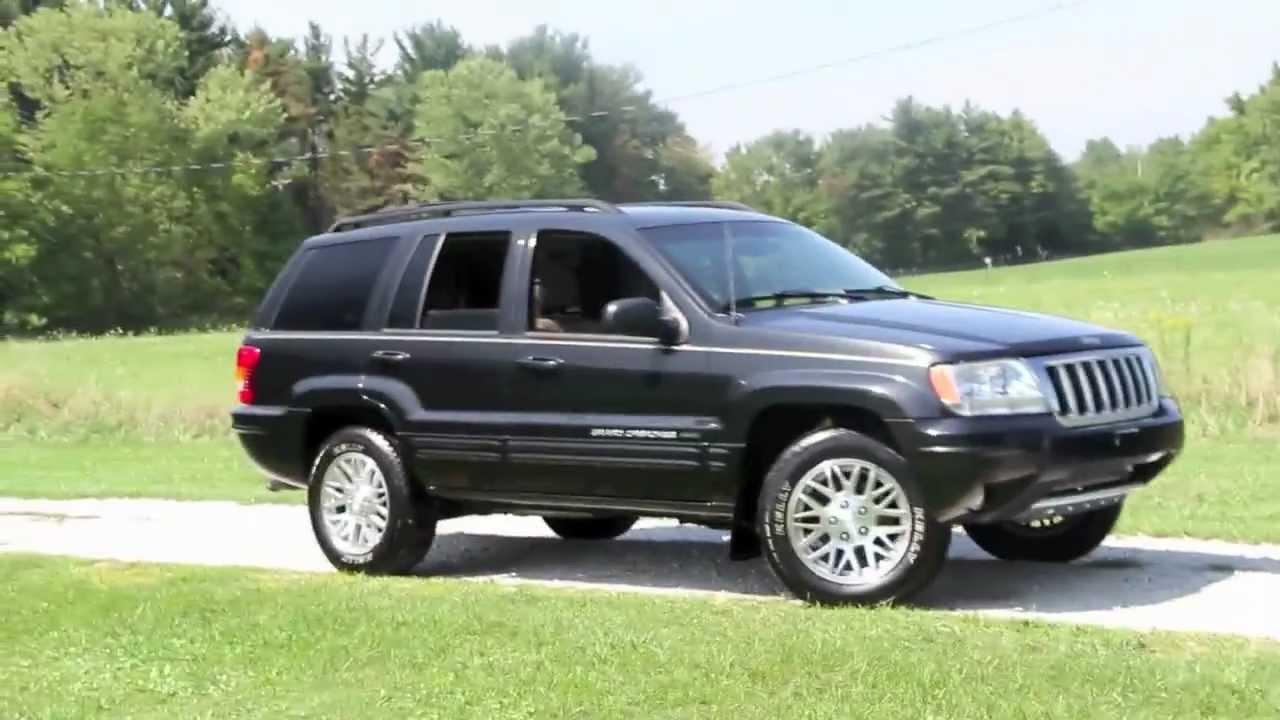 Charming 2004 Jeep Grand Cherokee Limited Golden Rule Tallmadge Ohio