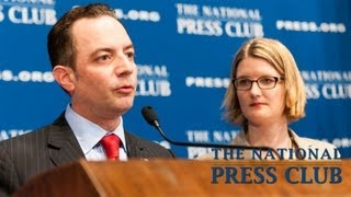 RNC Chair Reince Priebus speaks at March 18, 2013 National Press Club Breakfast
