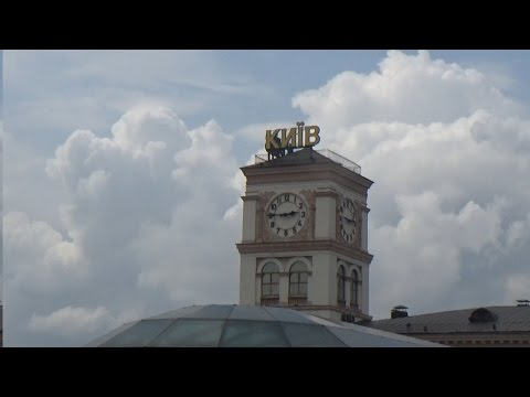 Exploring Kyiv, Ukrayina (part one)