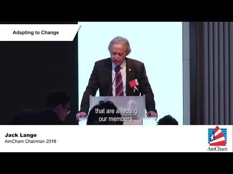 Chairman's Inauguration and