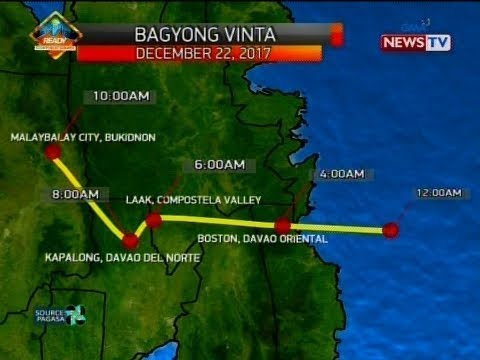 NTG Weather Update As Of 1131 Am December 22 2017