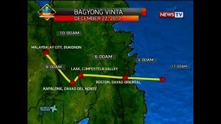 NTG: Weather update as of 11:31 a.m. (December 22, 2017)