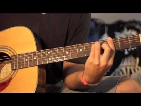 Learn How To Play Chords Up And Down The Neck Beginner Guitar